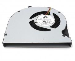 Cooler laptop Toshiba Tecra R850. Ventilator procesor Toshiba Tecra R850. Sistem racire laptop Toshiba Tecra R850