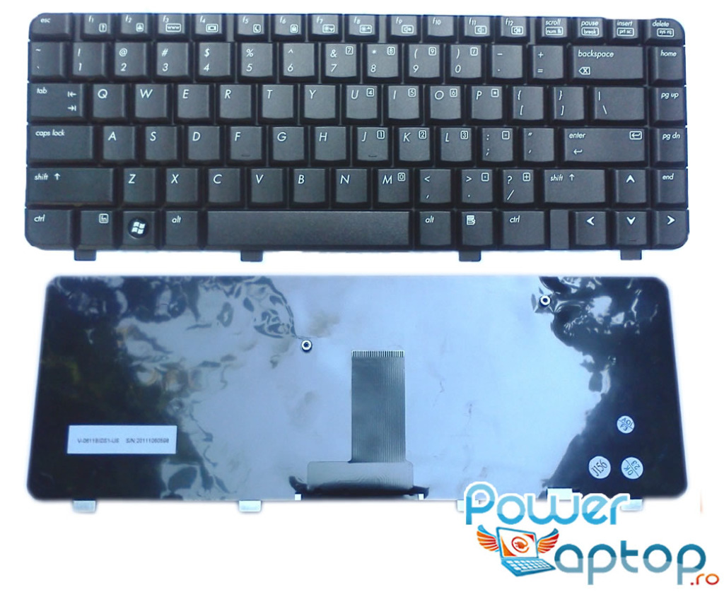 Tastatura HP 444340-001 imagine