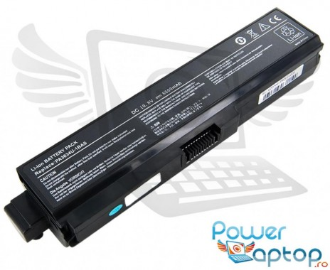 Baterie Toshiba PA3817U 1BRS  9 celule. Acumulator Toshiba PA3817U 1BRS  9 celule. Baterie laptop Toshiba PA3817U 1BRS  9 celule. Acumulator laptop Toshiba PA3817U 1BRS  9 celule. Baterie notebook Toshiba PA3817U 1BRS  9 celule