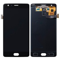 Ansamblu Display LCD  + Touchscreen OnePlus 3. Modul Ecran + Digitizer OnePlus 3