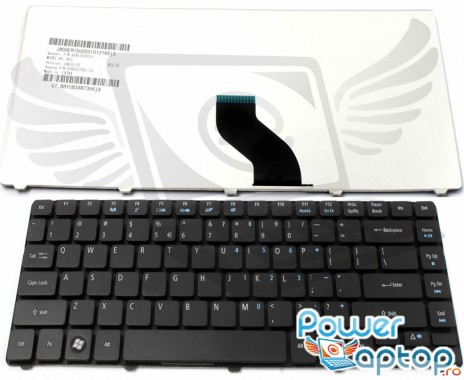 Tastatura eMachines  D644G. Keyboard eMachines  D644G. Tastaturi laptop eMachines  D644G. Tastatura notebook eMachines  D644G