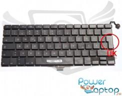"Tastatura Apple MacBook Air 13"" A1304 2009. Keyboard Apple MacBook Air 13"" A1304 2009. Tastaturi laptop Apple MacBook Air 13"" A1304 2009. Tastatura notebook Apple MacBook Air 13"" A1304 2009"