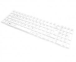 Tastatura Toshiba Satellite C55-C Alba. Keyboard Toshiba Satellite C55-C. Tastaturi laptop Toshiba Satellite C55-C. Tastatura notebook Toshiba Satellite C55-C