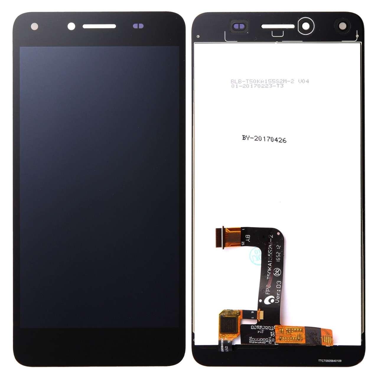 Display Huawei Y5II CUN L21 Black Negru imagine powerlaptop.ro 2021