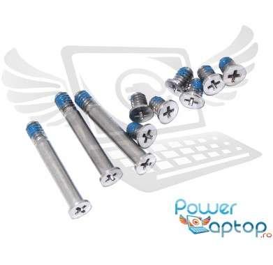 Set Suruburi Carcasa Apple Macbook Pro A1278. Suruburi Bottom Case Macbook Pro A1278