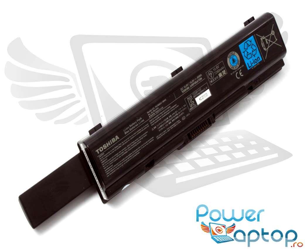 Baterie Toshiba PABAS098 9 celule Originala imagine