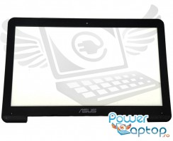 Bezel Front Cover Asus  13N0-R7A0412. Rama Display Asus  13N0-R7A0412 Neagra