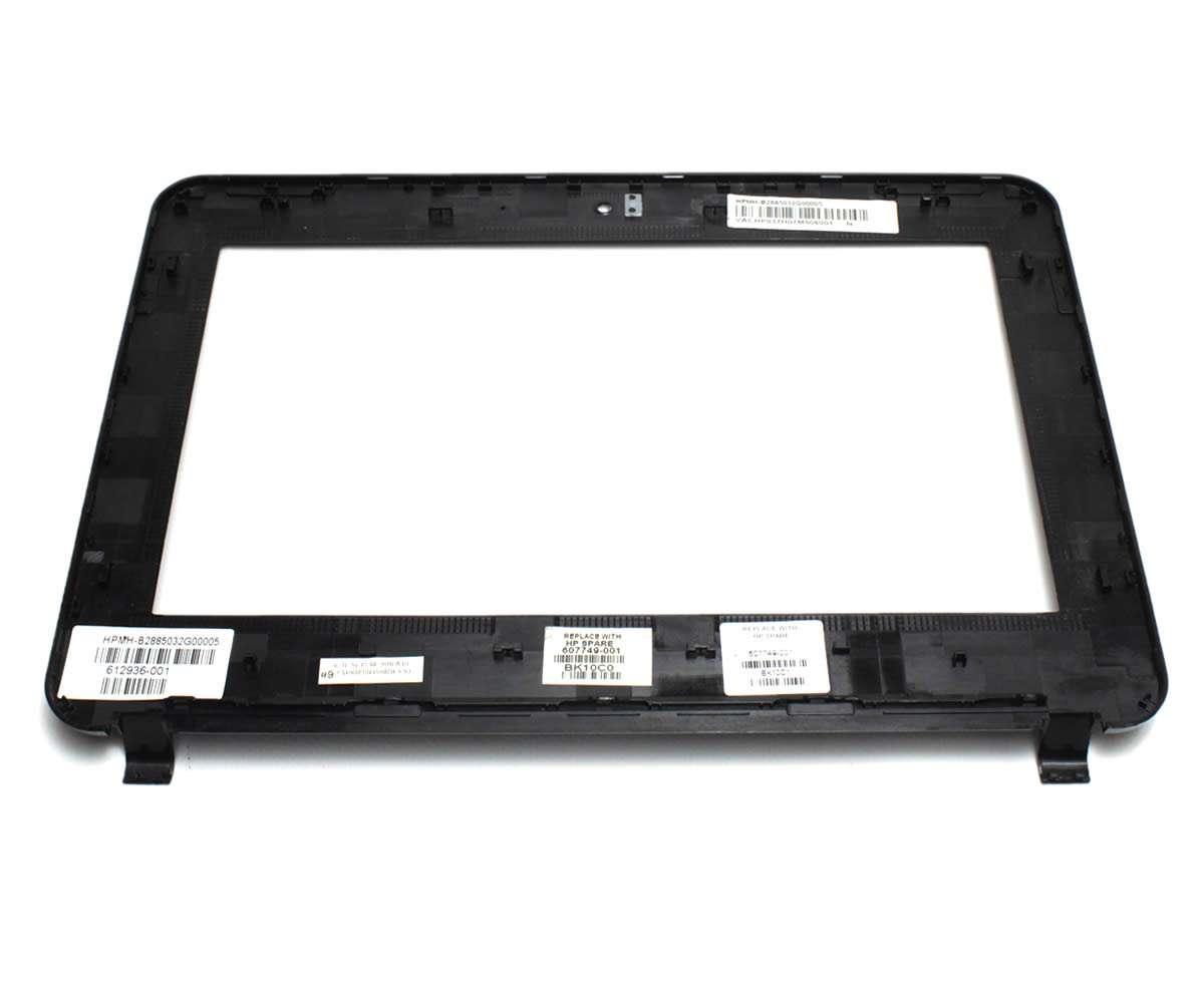 Rama Display HP Mini 110 Bezel Front Cover Neagra imagine powerlaptop.ro 2021