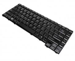 Tastatura Toshiba Satellite A355D negru lucios. Keyboard Toshiba Satellite A355D negru lucios. Tastaturi laptop Toshiba Satellite A355D negru lucios. Tastatura notebook Toshiba Satellite A355D negru lucios