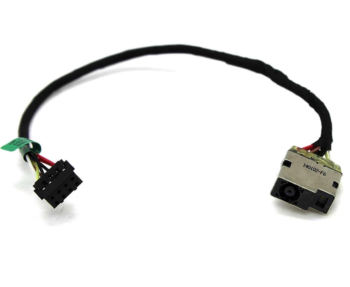 Mufa alimentare laptop HP 717371 FD6 cu fir imagine powerlaptop.ro 2021