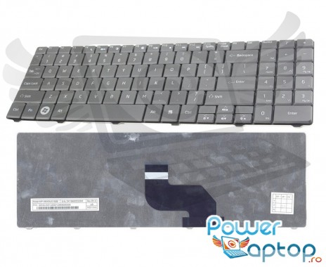 Tastatura Medion Akoya MD98740. Keyboard Medion Akoya MD98740. Tastaturi laptop Medion Akoya MD98740. Tastatura notebook Medion Akoya MD98740