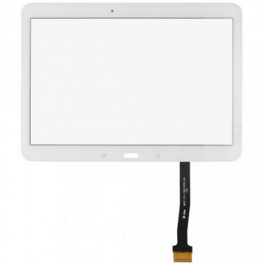 Digitizer Touchscreen Samsung Galaxy Tab 4 10.1 4G T535 White Alb. Geam Sticla Tableta Samsung Galaxy Tab 4 10.1 4G T535 White Alb