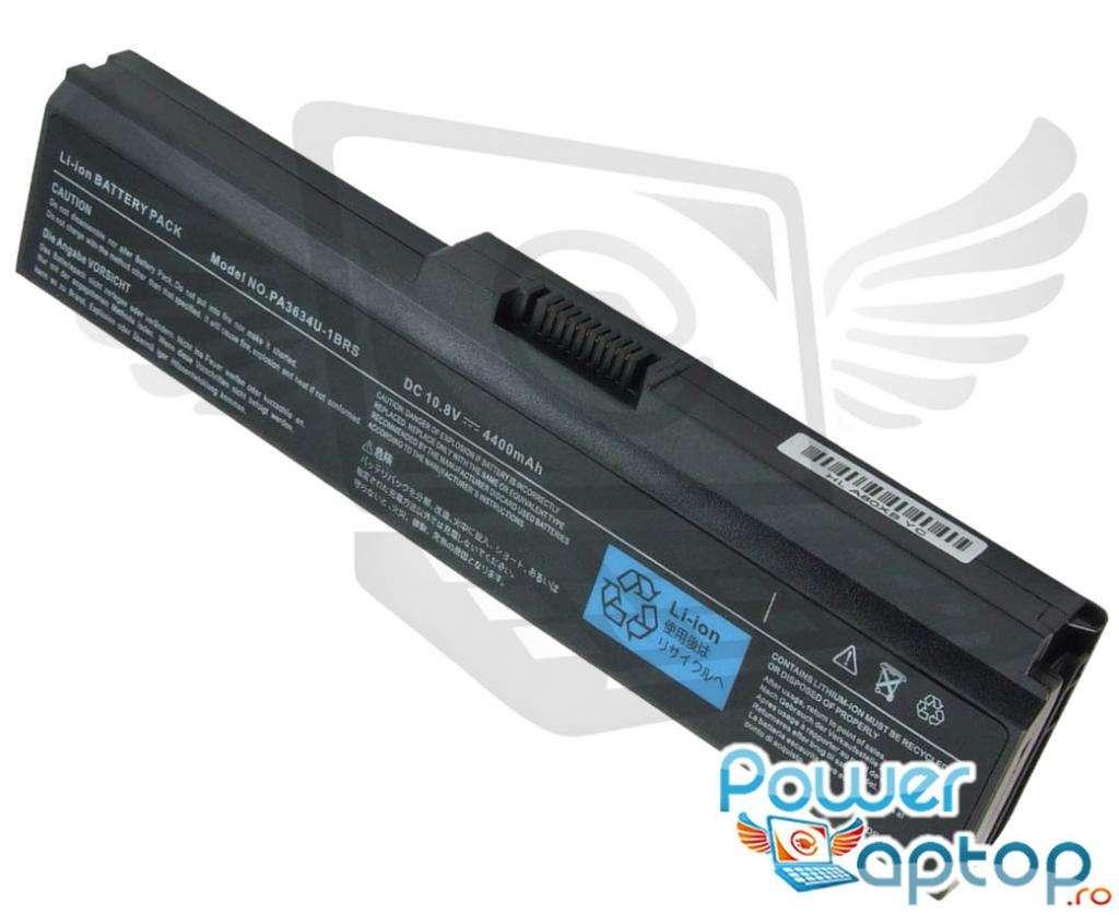 Baterie laptop Toshiba PA3818U 1BRS imagine