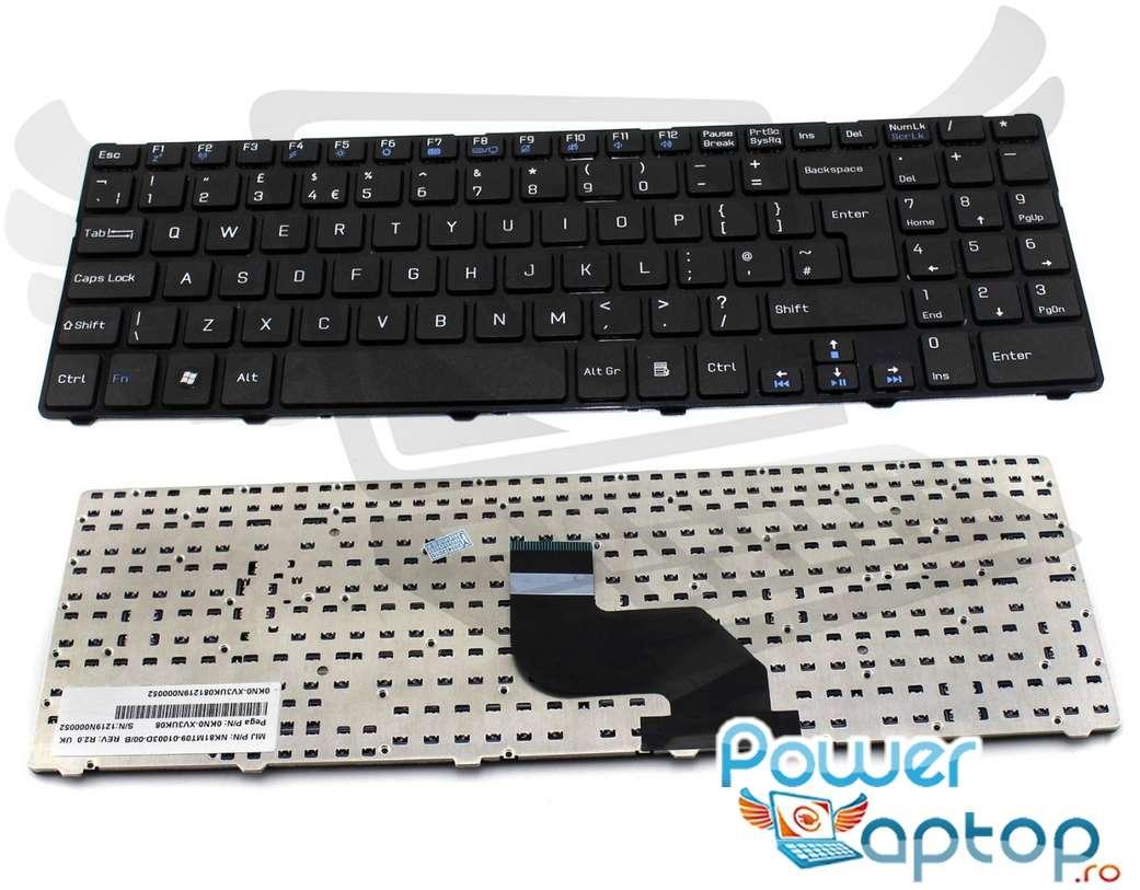 Tastatura Medion Akoya E7220 cu rama imagine powerlaptop.ro 2021