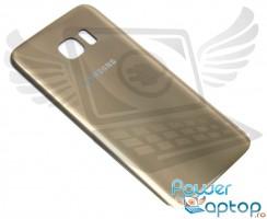 Capac Baterie Samsung Galaxy S7 Edge G935 Gold. Capac Spate Samsung Galaxy S7 Edge G935 Gold