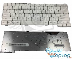 Tastatura Fujitsu Siemens LifeBook S6230 alba. Keyboard Fujitsu Siemens LifeBook S6230 alba. Tastaturi laptop Fujitsu Siemens LifeBook S6230 alba. Tastatura notebook Fujitsu Siemens LifeBook S6230 alba