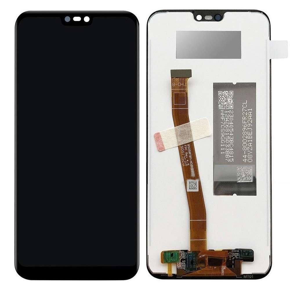 Display Huawei P20 Lite Black Negru imagine powerlaptop.ro 2021