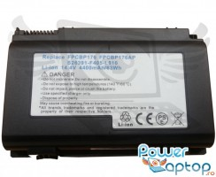 Baterie Fujitsu Siemens S26391 F405 L810 . Acumulator Fujitsu Siemens S26391 F405 L810 . Baterie laptop Fujitsu Siemens S26391 F405 L810 . Acumulator laptop Fujitsu Siemens S26391 F405 L810 . Baterie notebook Fujitsu Siemens S26391 F405 L810