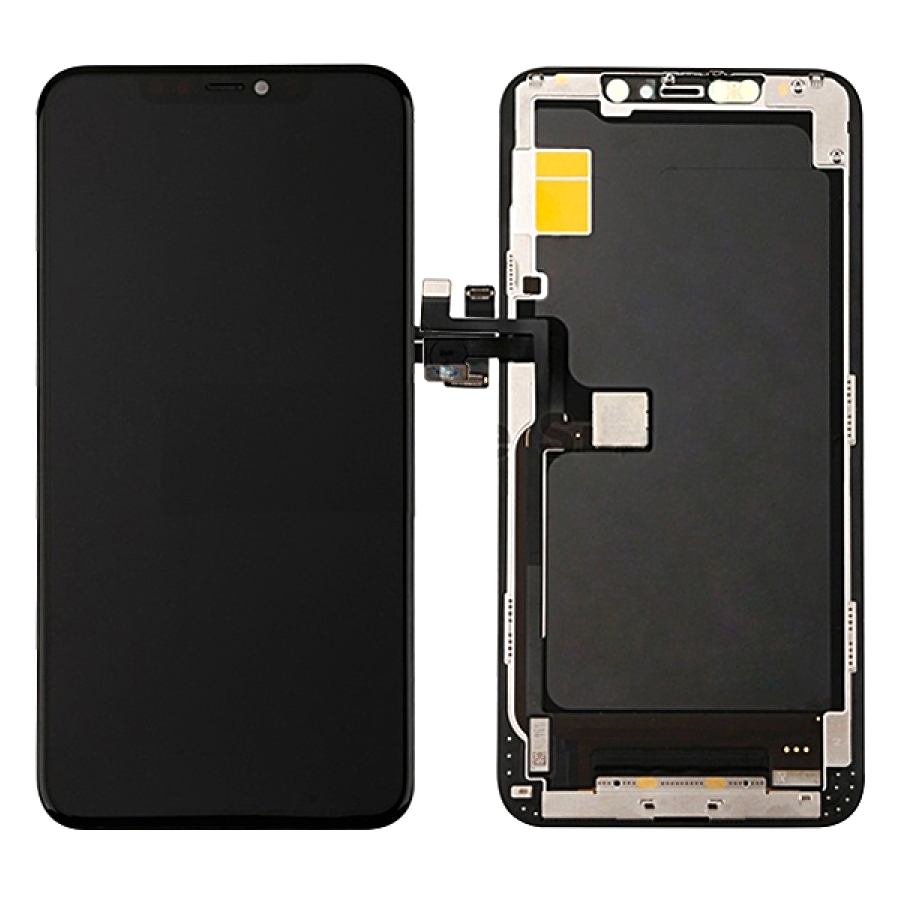 Display Apple iPhone 11 Pro TFT Negru Black High Copy Calitate A Plus imagine powerlaptop.ro 2021