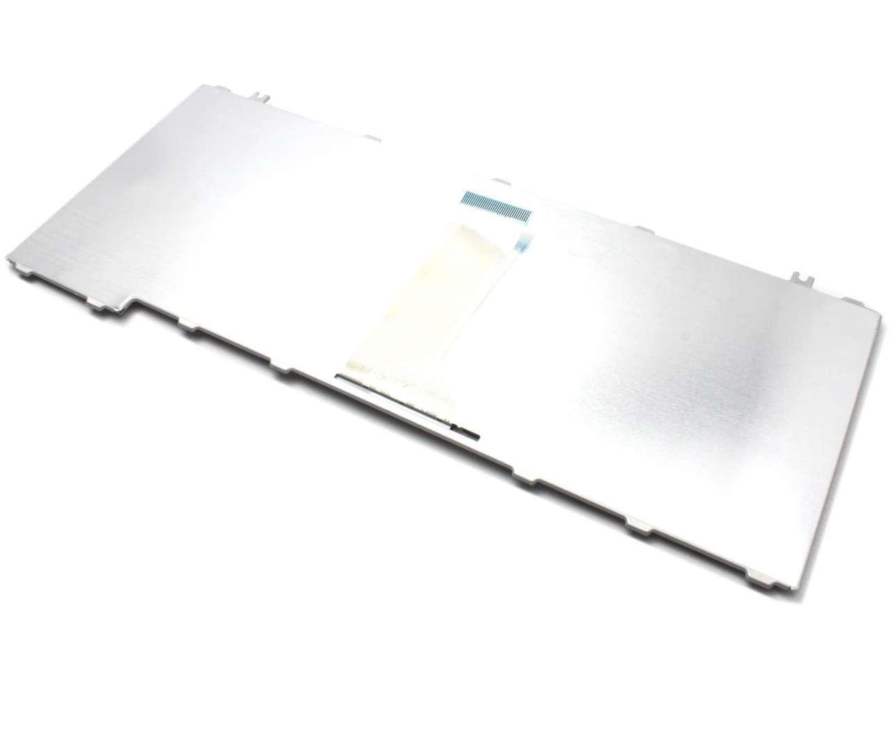 Tastatura Toshiba Satellite L201 Alba imagine powerlaptop.ro 2021