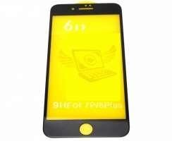 Folie Protectie 6D Apple Iphone 8 Plus. Folie Securizata 6D Apple Iphone 8 Plus Neagra