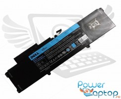 Baterie Dell XPS 14 L421X Originala. Acumulator Dell XPS 14 L421X. Baterie laptop Dell XPS 14 L421X. Acumulator laptop Dell XPS 14 L421X. Baterie notebook Dell XPS 14 L421X
