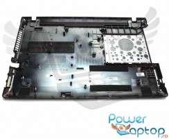 Bottom Lenovo IdeaPad 500-15ACZ. Carcasa Inferioara Lenovo IdeaPad 500-15ACZ Neagra