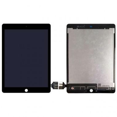 Ansamblu Display LCD  + Touchscreen Apple iPad Pro 2016 A1674 Negru. Modul Ecran + Digitizer Apple iPad Pro 2016 A1674 Negru