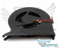 Cooler laptop Samsung  NP-RV408. Ventilator procesor Samsung  NP-RV408. Sistem racire laptop Samsung  NP-RV408