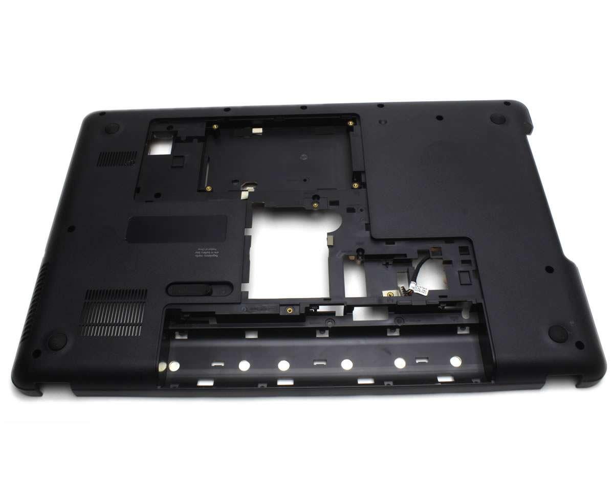 Bottom Case HP 630 Carcasa Inferioara Neagra imagine powerlaptop.ro 2021