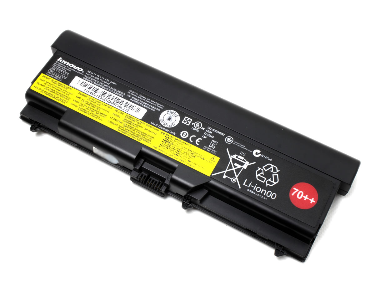 Baterie Lenovo ThinkPad Edge 0578 47B Originala 94Wh 70++ 9 celule imagine powerlaptop.ro 2021