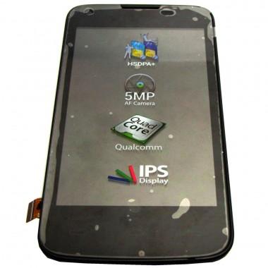 Ansamblu Display LCD  + Touchscreen Allview A6 Quad cu Rama Swap Original. Modul Ecran + Digitizer Allview A6 Quad cu Rama Swap Original