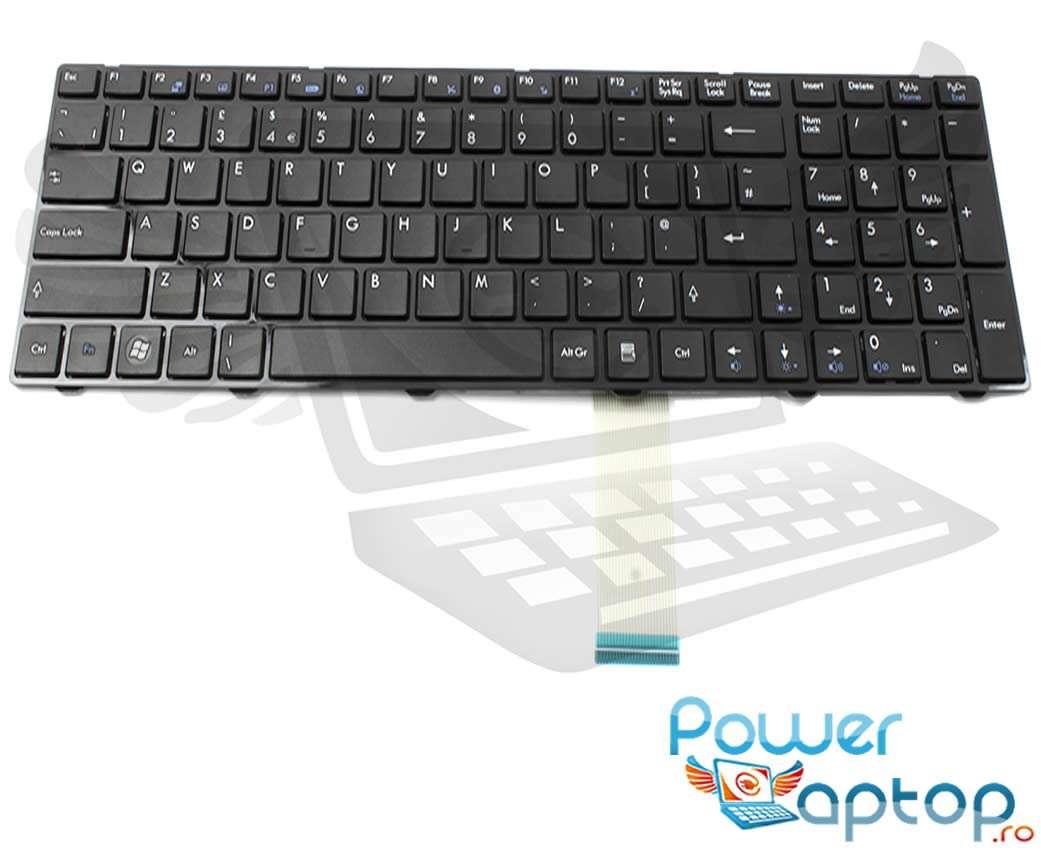 Tastatura MSI S6000 imagine powerlaptop.ro 2021