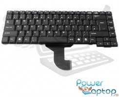 Tastatura Packard Bell EasyNote SABLE C. Keyboard Packard Bell EasyNote SABLE C. Tastaturi laptop Packard Bell EasyNote SABLE C. Tastatura notebook Packard Bell EasyNote SABLE C