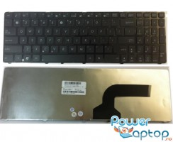Tastatura Asus  K53SC SX140D. Keyboard Asus  K53SC SX140D. Tastaturi laptop Asus  K53SC SX140D. Tastatura notebook Asus  K53SC SX140D