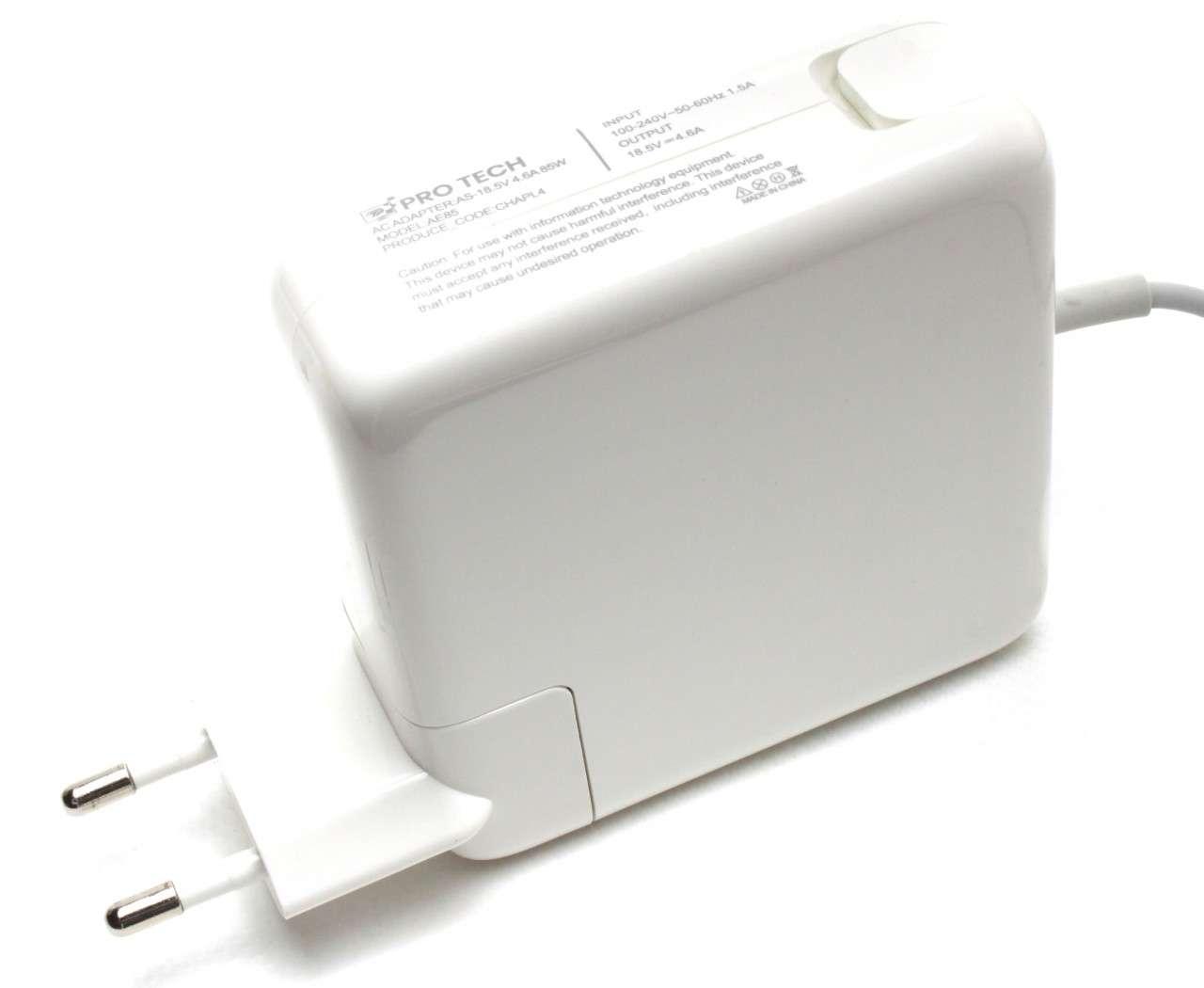 Incarcator Apple MacBook Pro 17 inch 2.4GHz 85W Replacement imagine powerlaptop.ro 2021
