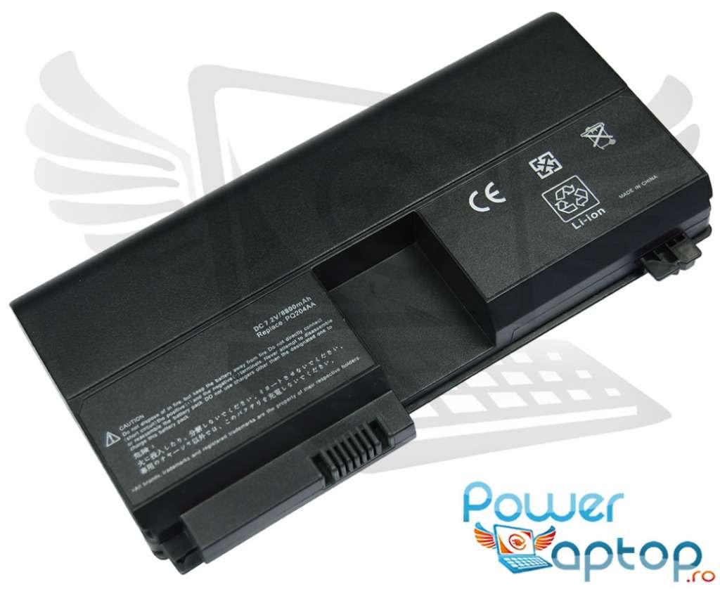 Baterie HP Pavilion tx2640 8 celule imagine powerlaptop.ro 2021