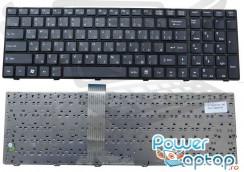 Tastatura MSI  CX705. Keyboard MSI  CX705. Tastaturi laptop MSI  CX705. Tastatura notebook MSI  CX705
