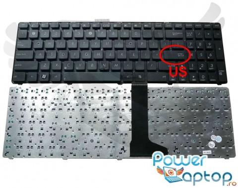 Tastatura Asus  U53. Keyboard Asus  U53. Tastaturi laptop Asus  U53. Tastatura notebook Asus  U53