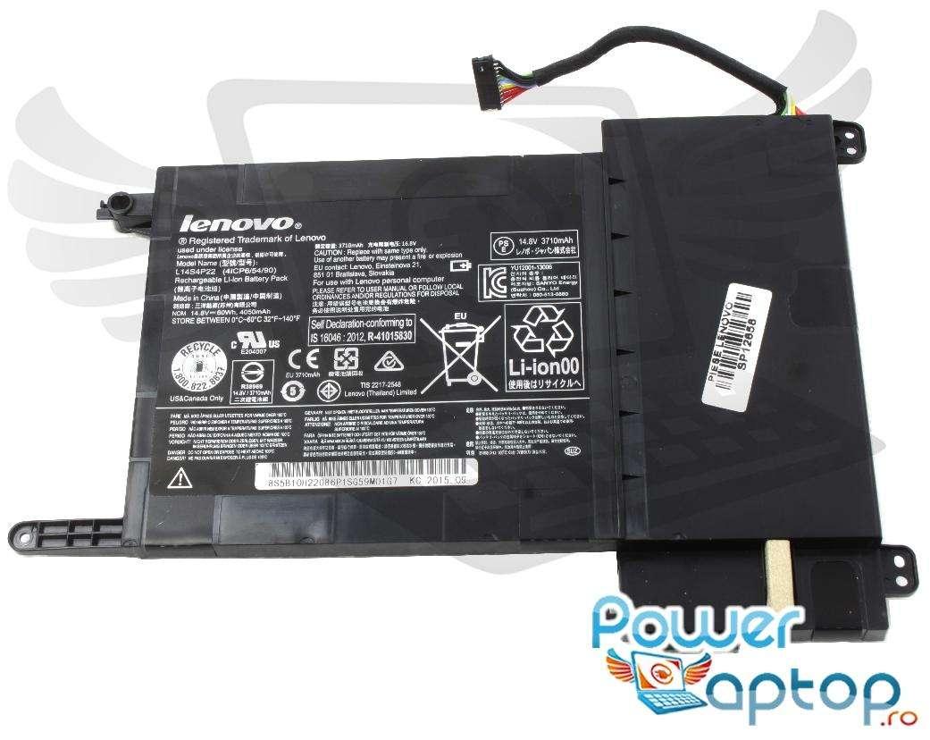 Baterie Lenovo 5B10H22086 Originala imagine powerlaptop.ro 2021