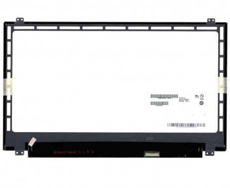 "Display laptop Packard Bell  EasyNote TX62HR 15.6"" 1366X768 HD 30 pini eDP. Ecran laptop Packard Bell  EasyNote TX62HR. Monitor laptop Packard Bell  EasyNote TX62HR"