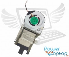 Cooler laptop Acer Aspire One 722. Ventilator procesor Acer Aspire One 722. Sistem racire laptop Acer Aspire One 722