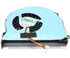 Cooler laptop Samsung NP355V4X. Ventilator procesor Samsung NP355V4X. Sistem racire laptop Samsung NP355V4X