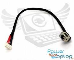 Mufa alimentare Lenovo IdeaPad B460G cu fir . DC Jack Lenovo IdeaPad B460G cu fir