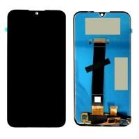 Ansamblu Display LCD + Touchscreen Huawei Honor 8S Black Negru . Ecran + Digitizer Huawei Honor 8S Black Negru