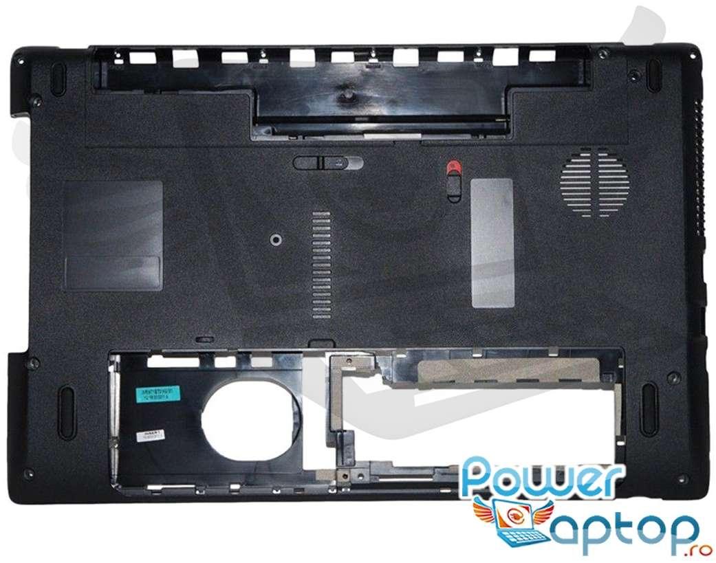 Bottom Case Gateway NV51B Carcasa Inferioara cu codul 60 R4F02 002 imagine powerlaptop.ro 2021