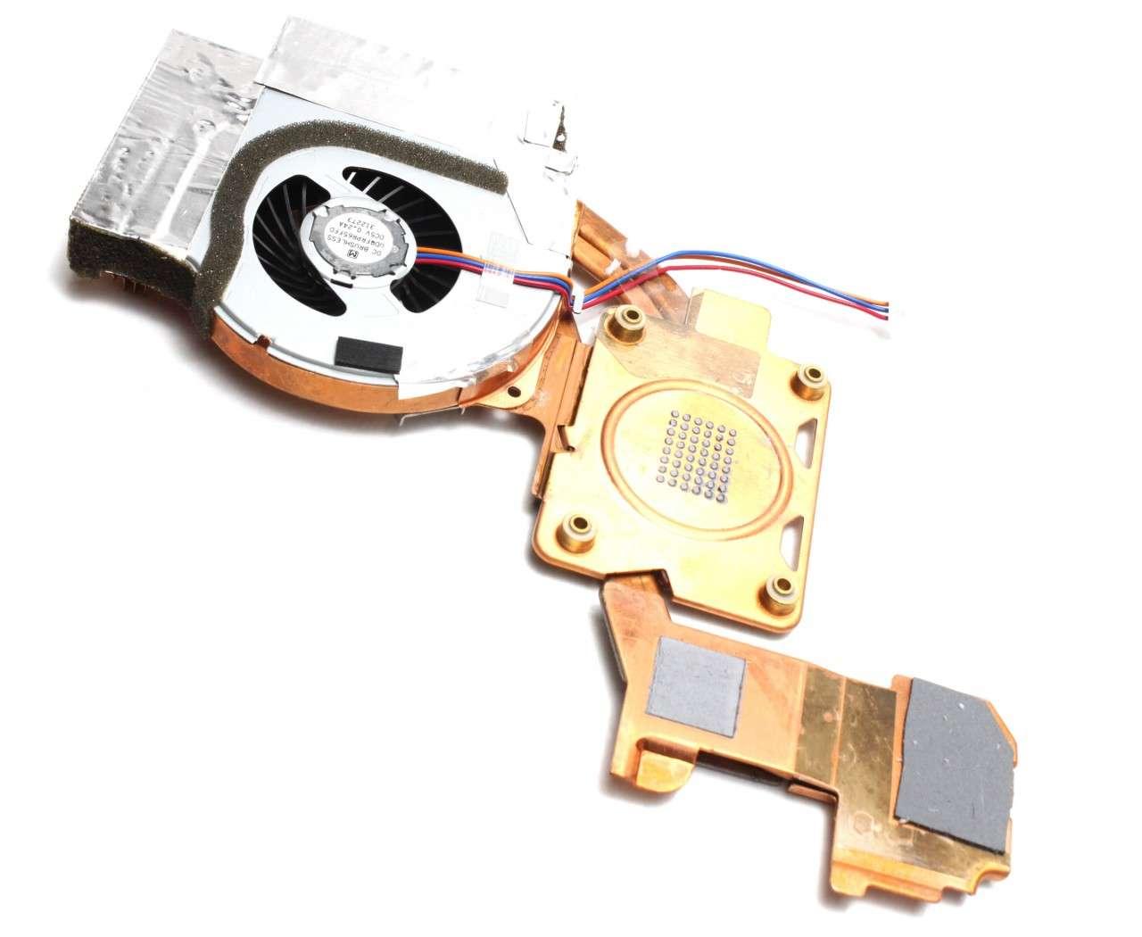 Cooler laptop Lenovo 45N5490 cu heatpipe imagine powerlaptop.ro 2021
