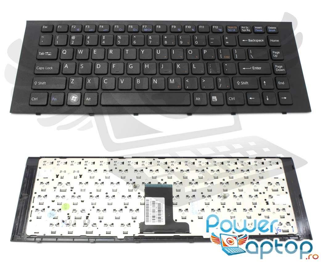Tastatura Sony Vaio VPC EA2WFX imagine