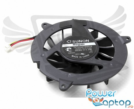 Cooler laptop Acer Aspire 4310. Ventilator procesor Acer Aspire 4310. Sistem racire laptop Acer Aspire 4310