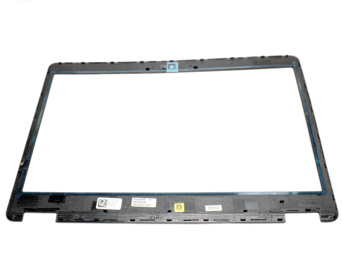 Rama Display Dell AP1DL000700 Bezel Front Cover Neagra imagine powerlaptop.ro 2021